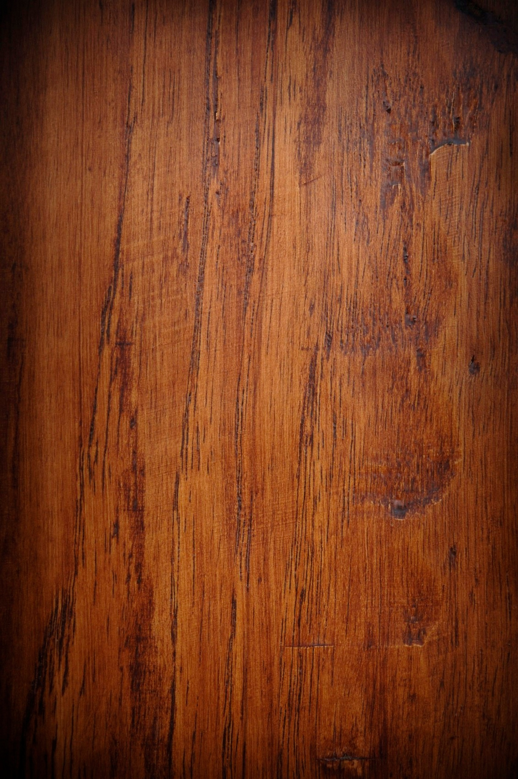 Dark wood for woodworking